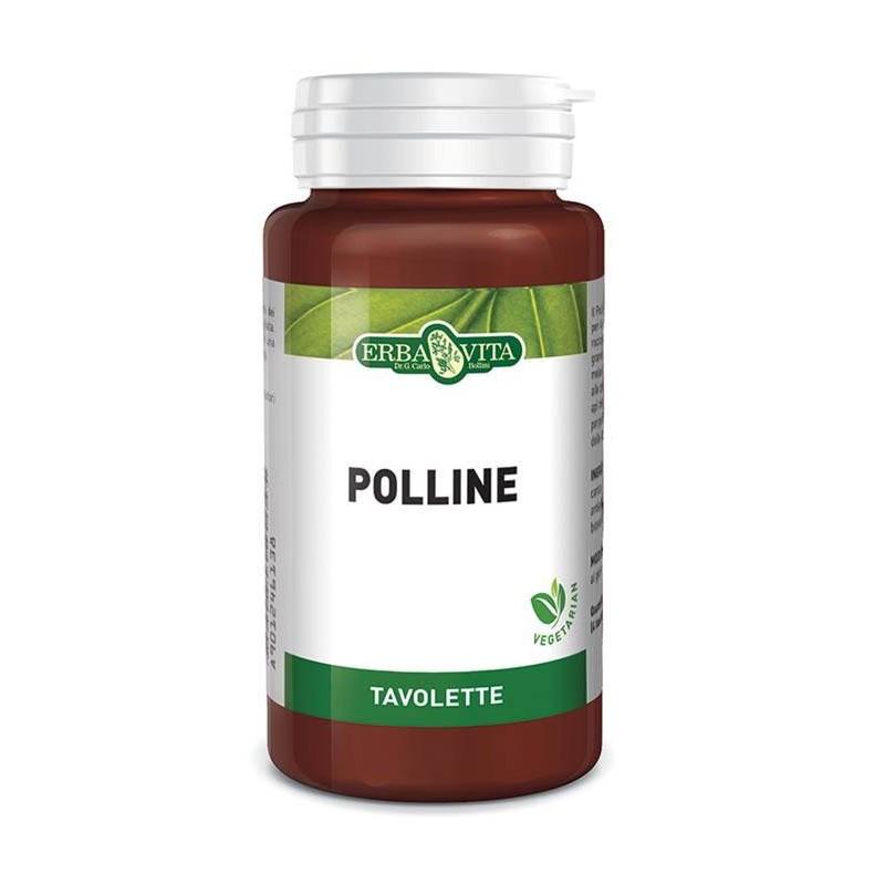 Polline 125 compresse | Erba Vita