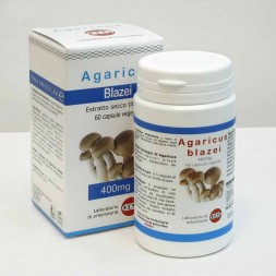 Agaricus 60 capsule | Kos - 400mg