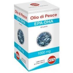 EPA DHA olio di pesce perle 1 gr