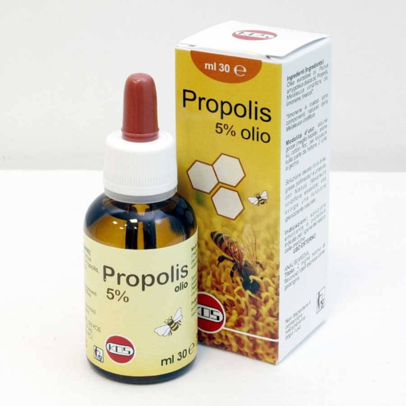 Propolis 5% olio 30ml