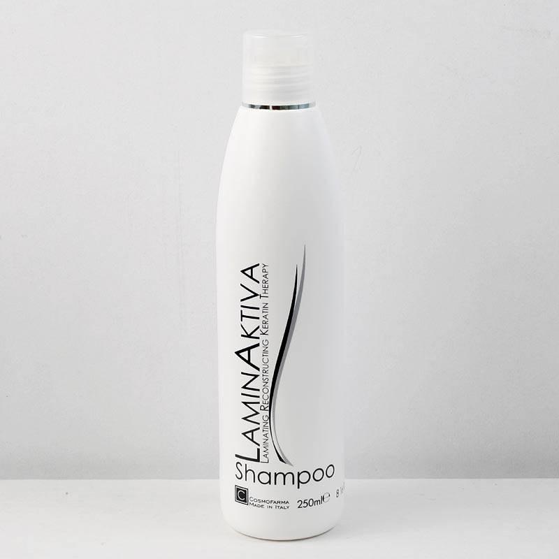 Laminaktiva Shampoo Ricostruttore alla Cheratina