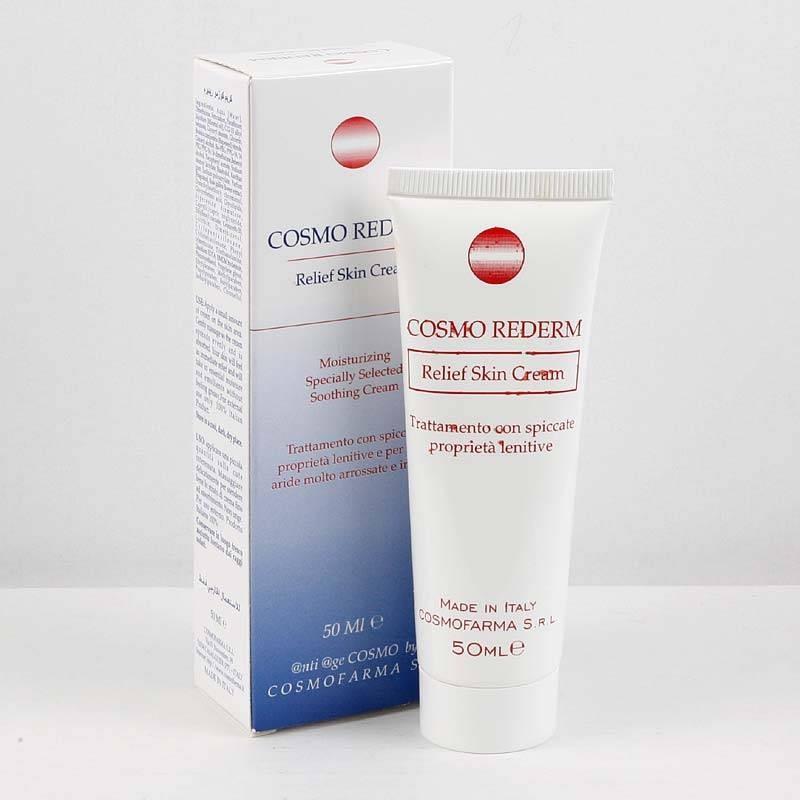 Cosmo Rederm Lenitiva per pelli ispessite ed ipercheratosi