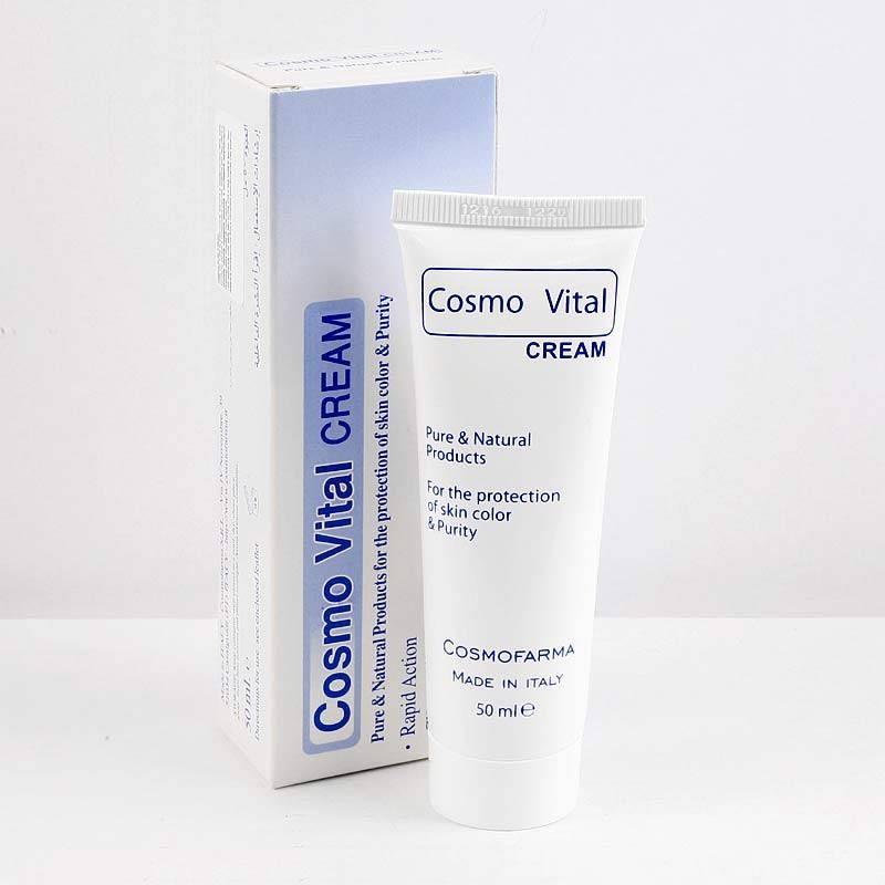 Cosmo Vital – Trattamento cosmetico Vitiligine