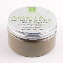 Maschera Argilla Verde 100ml