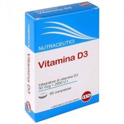 Vitamina D3 - 60 compresse