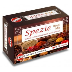 Spezie Royal mix 60 capsule - KOS