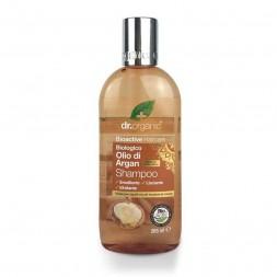 Dr Organic - Shampoo all'olio di argan