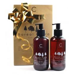 Kit 1 - Boreal Hydra - Linfa Capillare + condizionante + Shampoo