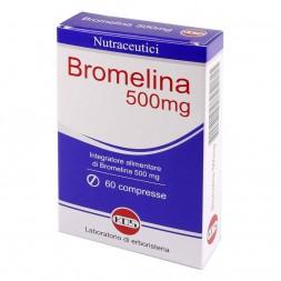 Bromelina 500 mg 60 compresse