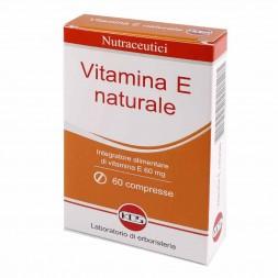 Vitamina E - 60 compresse