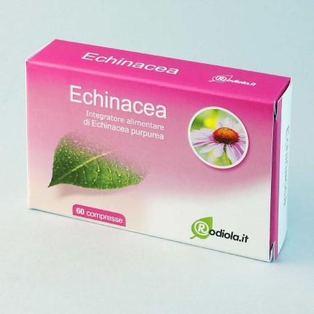 Echinacea compresse in erboristeria KOS