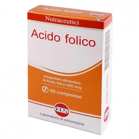Acido Folico 60 compresse  Kos
