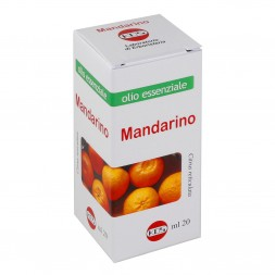 Mandarino olio essenziale 20ml