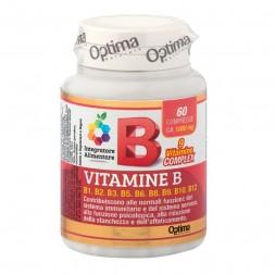VITAMINA B COMPLEX, 60 CPR - Optima