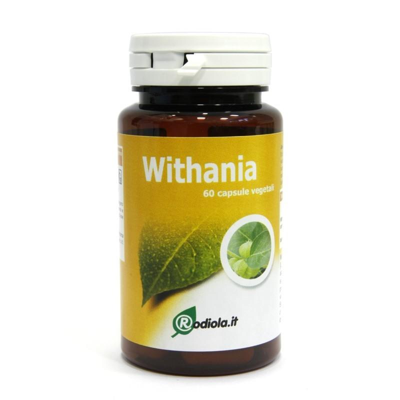Withania estratto secco 60 capsule