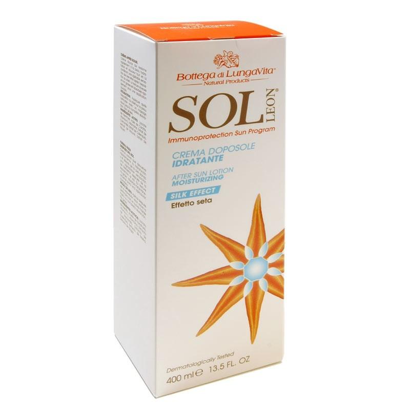 Crema doposole corpo - Sol Leon 400ml