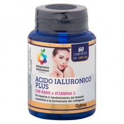 ACIDO IALURONICO 60cpr - Optima