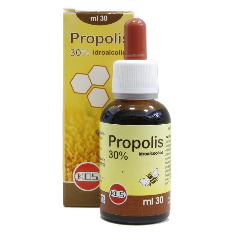 Propolis 30% alcolico 30ml