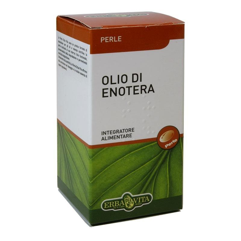 Perle olio di Enotera 45pl - Erbavita