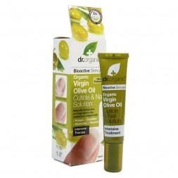 Dr Organic - siero per cuticole olivo
