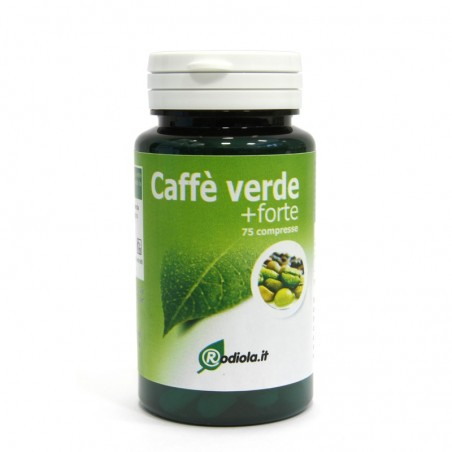 Caffè verde FORTE 75 cpr da 600mg