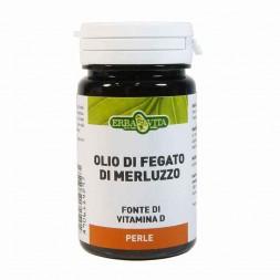 Olio di fegato di merluzzo 100prl - Erbavita
