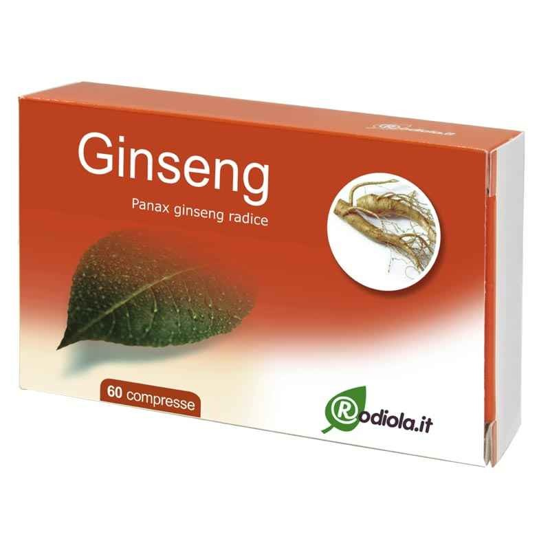 Ginseng E.S 60 cpr.