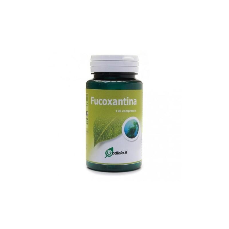 Fucoxantina 120 cps