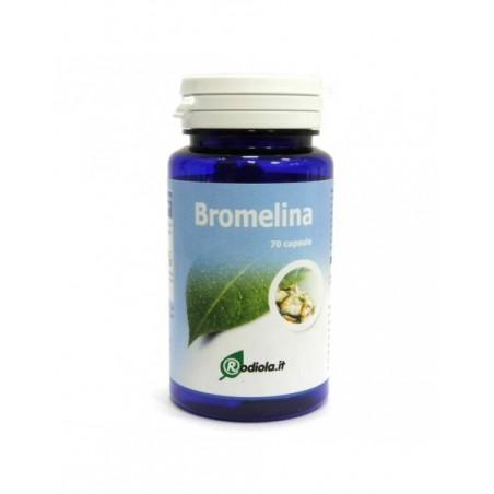 Bromelina 70 cps