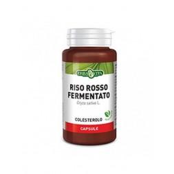 Riso rosso fermentato 60cps - Erbavita