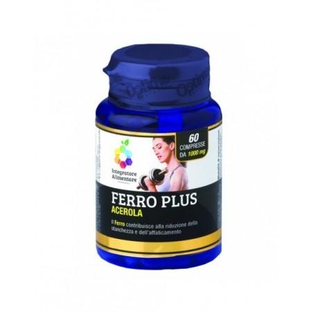 Ferro Plus 60cpr - Optima Naturals