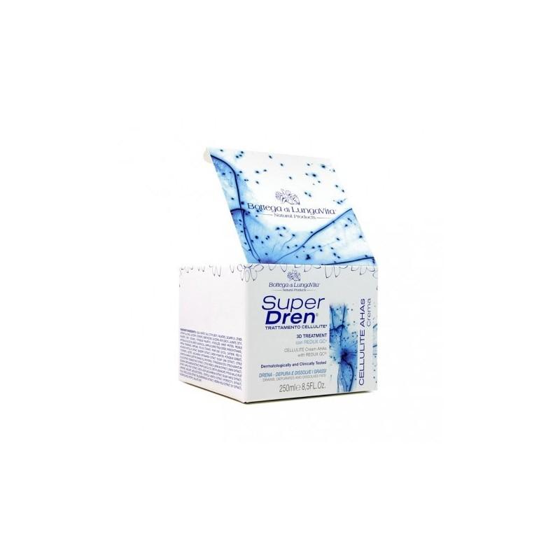 Crema anticellulite AHAS 250ml - Super Dren