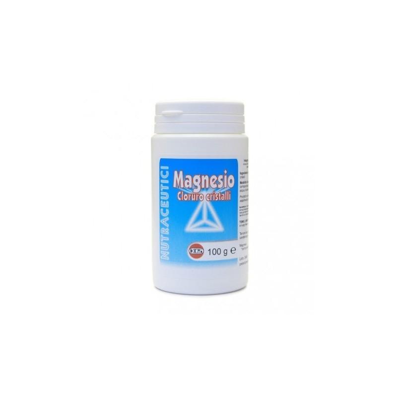 Magnesio cloruro