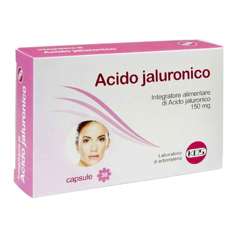pastiglie di acido ialuronico