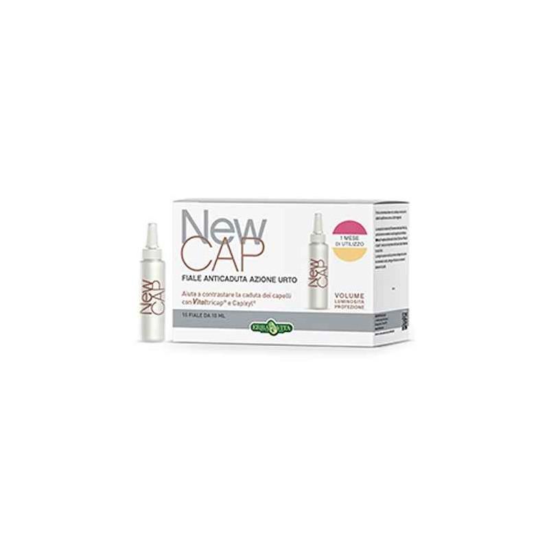 Newcap fiale anticaduta azione urto - 15 fiale