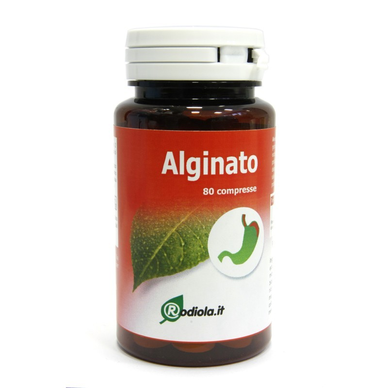 Alginato 80 compresse