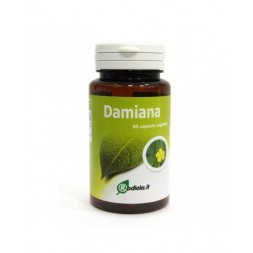 Damiana capsule 400mg