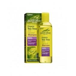 Optima - Shampo antiforfora Tea tree oil