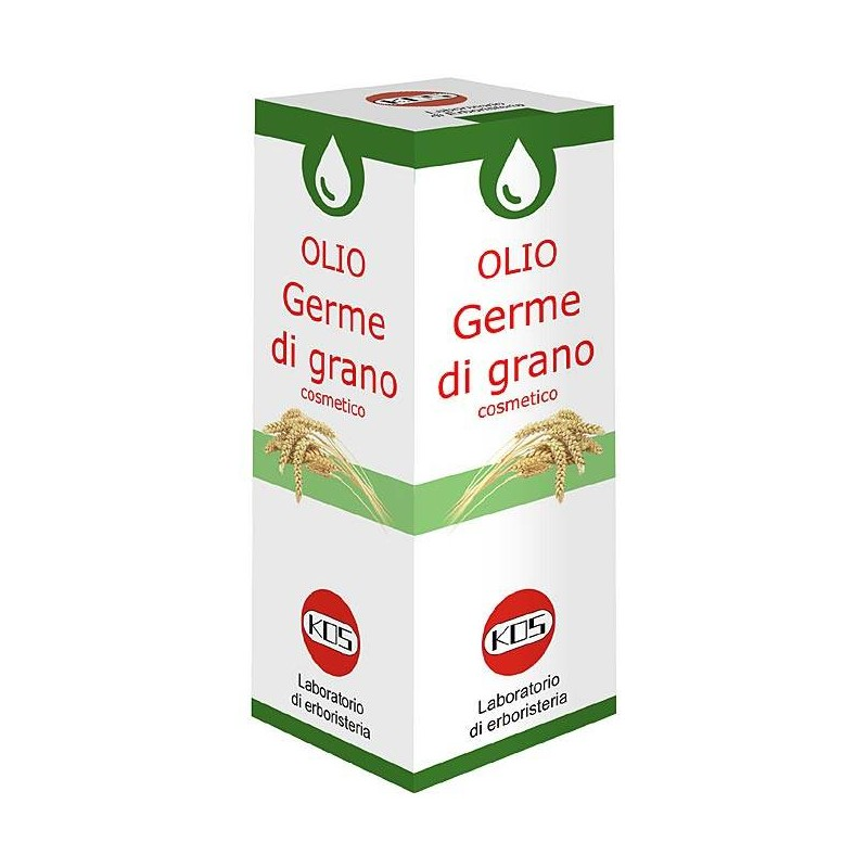 Germe di Grano Olio C 100ml