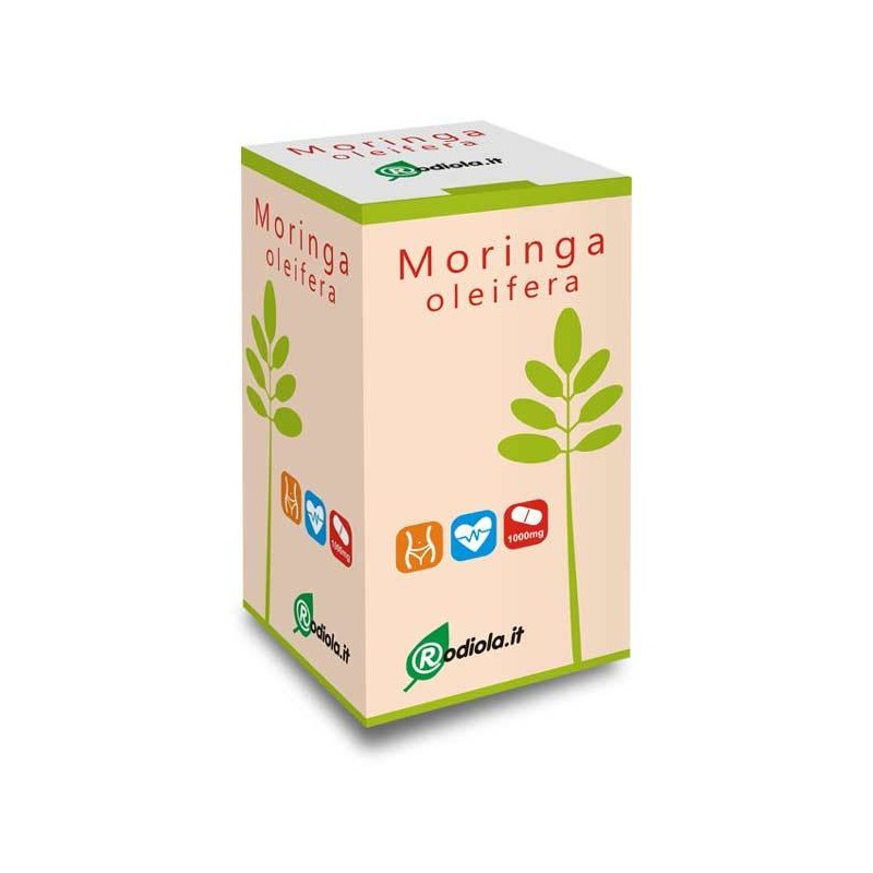 Moringa oleifera 60 compresse 1000mg
