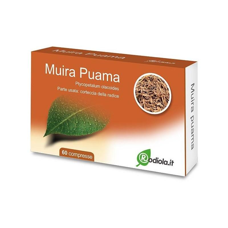 Muira Puama e.s. 60 cps