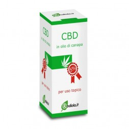 CBD 5% in olio di Canapa - 10ml