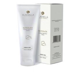 GLYCOLICA CREMA VISO 12% - Alkemilla eco bio cosmetic