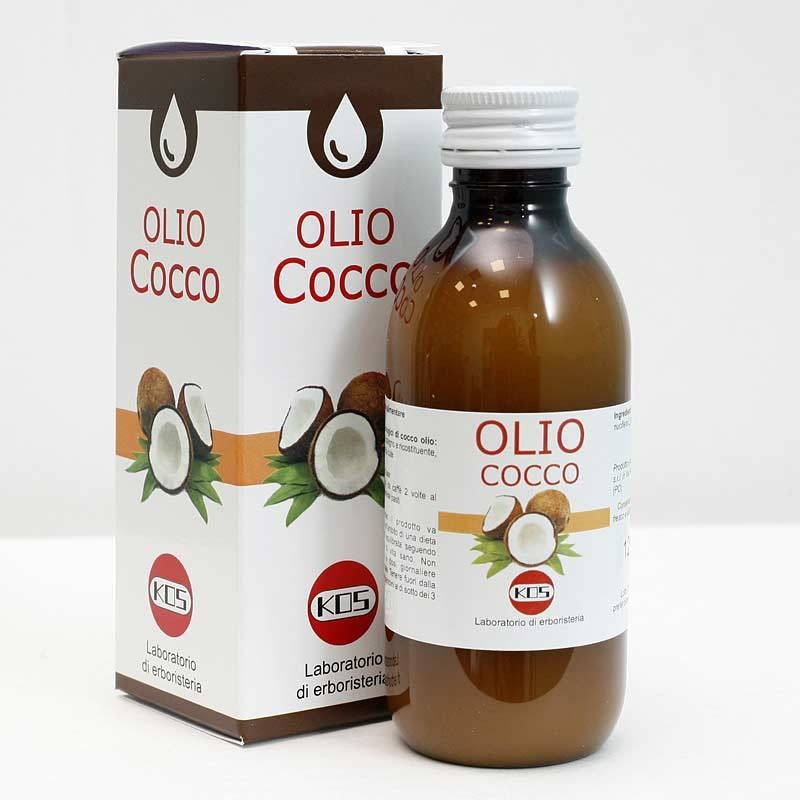 Cocco Olio Purissimo 125 ml