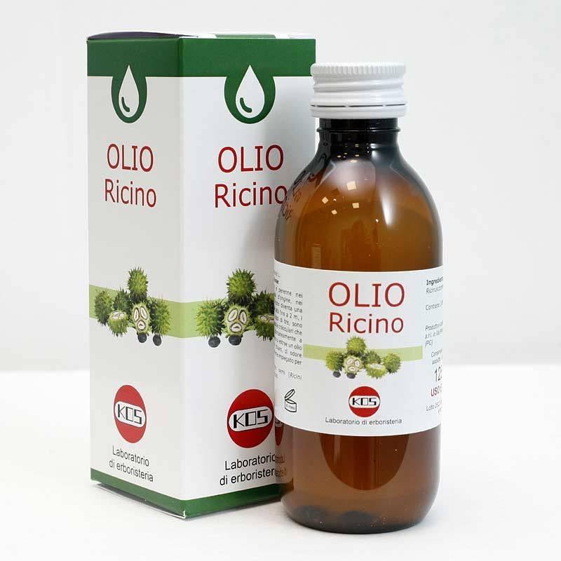 Ricino Olio Purissimo 100 ml
