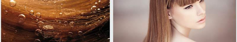 burro di karitè e capelli